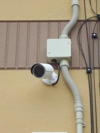 200503フルールⅡWi-Fi工事防犯カメラ