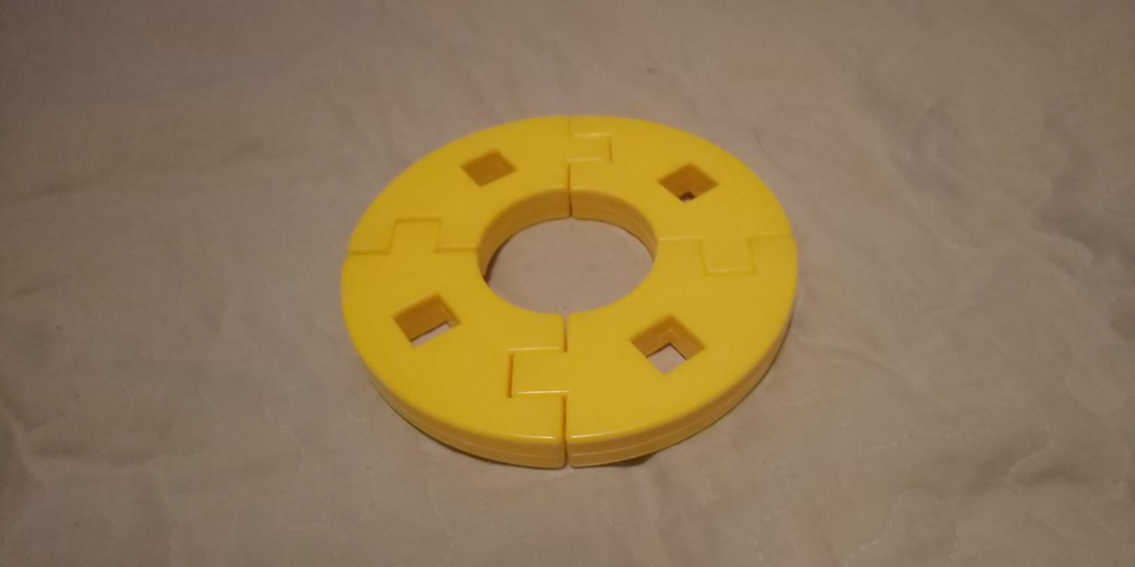 ニューブロック黄色2