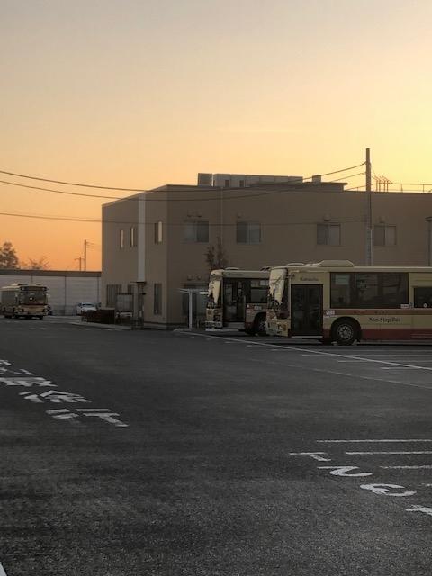 神奈中バス 中山車庫