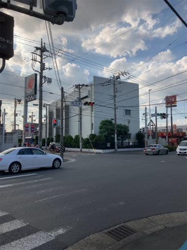 江川町までの道のり1