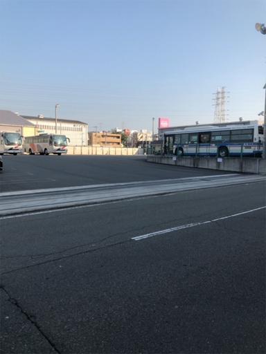 臨港バス 駒岡車庫 1