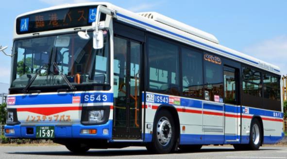 臨港バス 車両