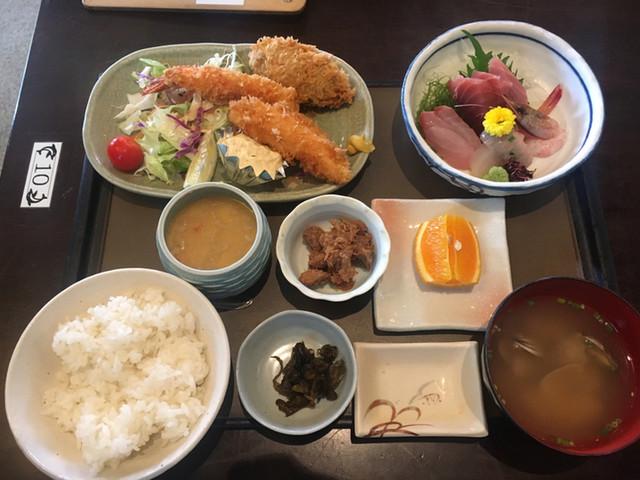 森田 定食