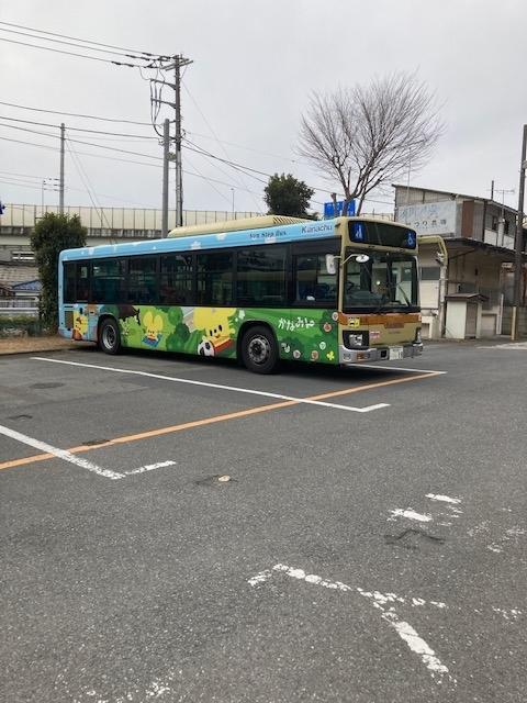 神奈中車両置き場12