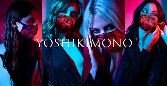 YOSHIKIMONO MASK 2