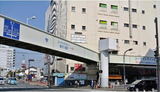 計画から30年 金沢八景 シーサイドライン