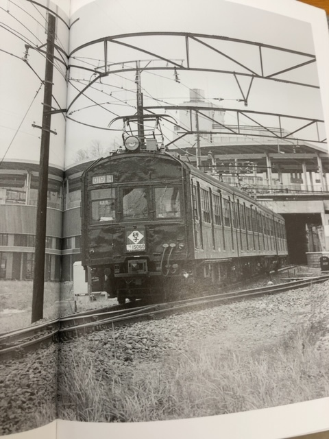横浜線 木造車両2