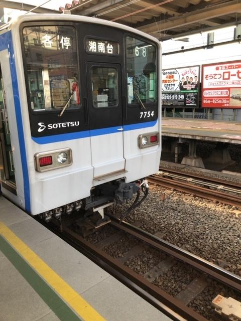 相鉄新7000系電車