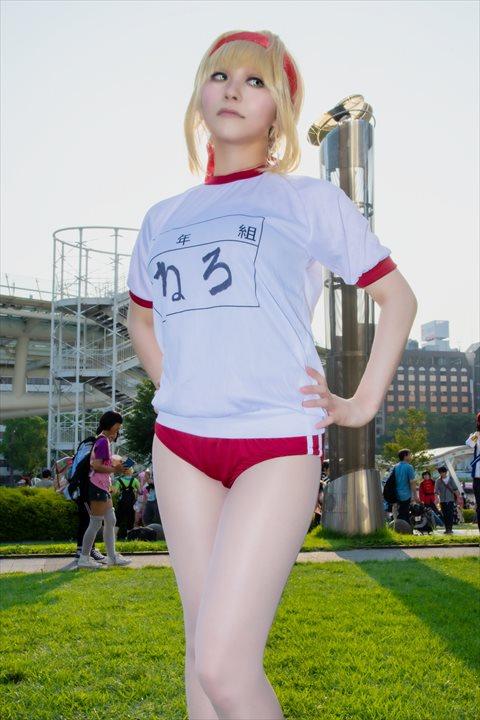 FGO ネロ にゅにゅる コスプレ 7