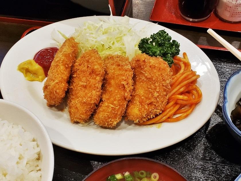 200321近くの食堂