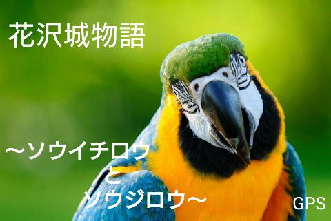 『花沢城物語~ソウイチロウとソウジロウ~』 byGPS