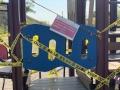 2020 4月 南部丘陵公園 使用禁止の遊具