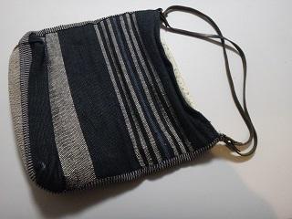元の紙糸バッグ