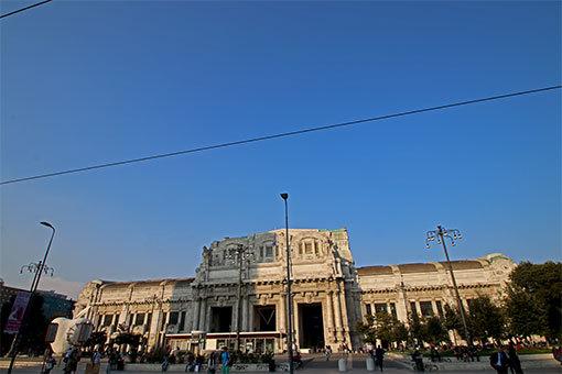 ミラノ 中央駅