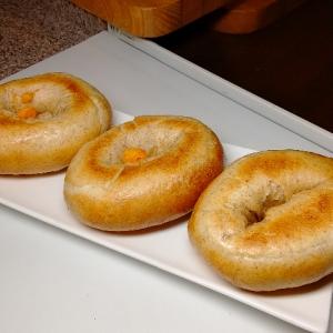 20200616チーズベーグルレーズン酵母2