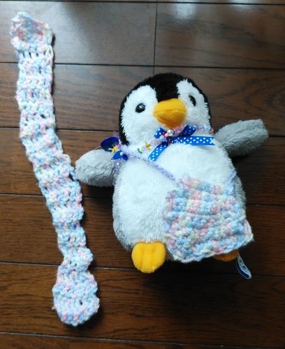 あかりの編み物修行