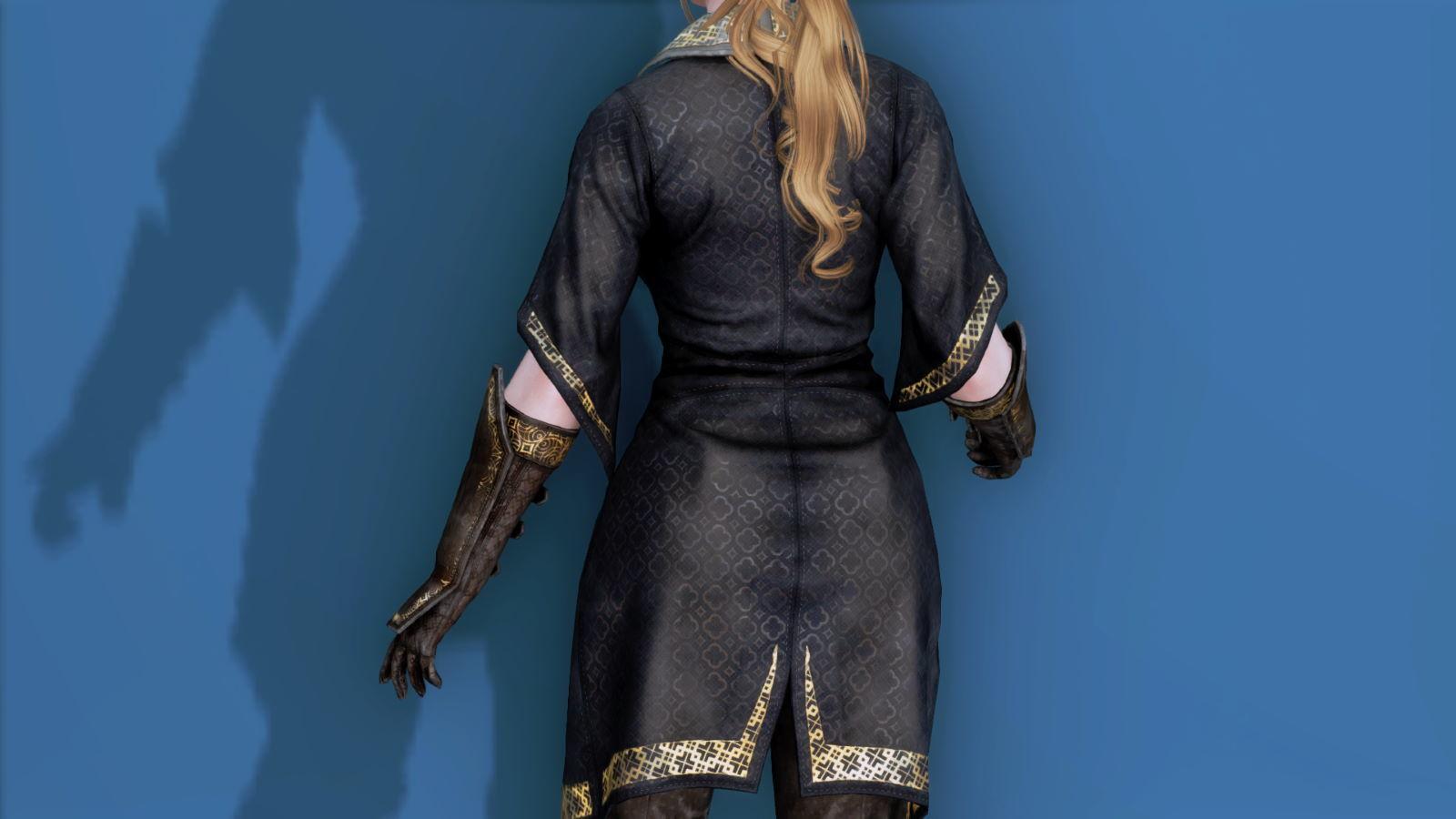 RuggedRogueSSE 313-1 Pose Up-Ba-F Overcoat 1