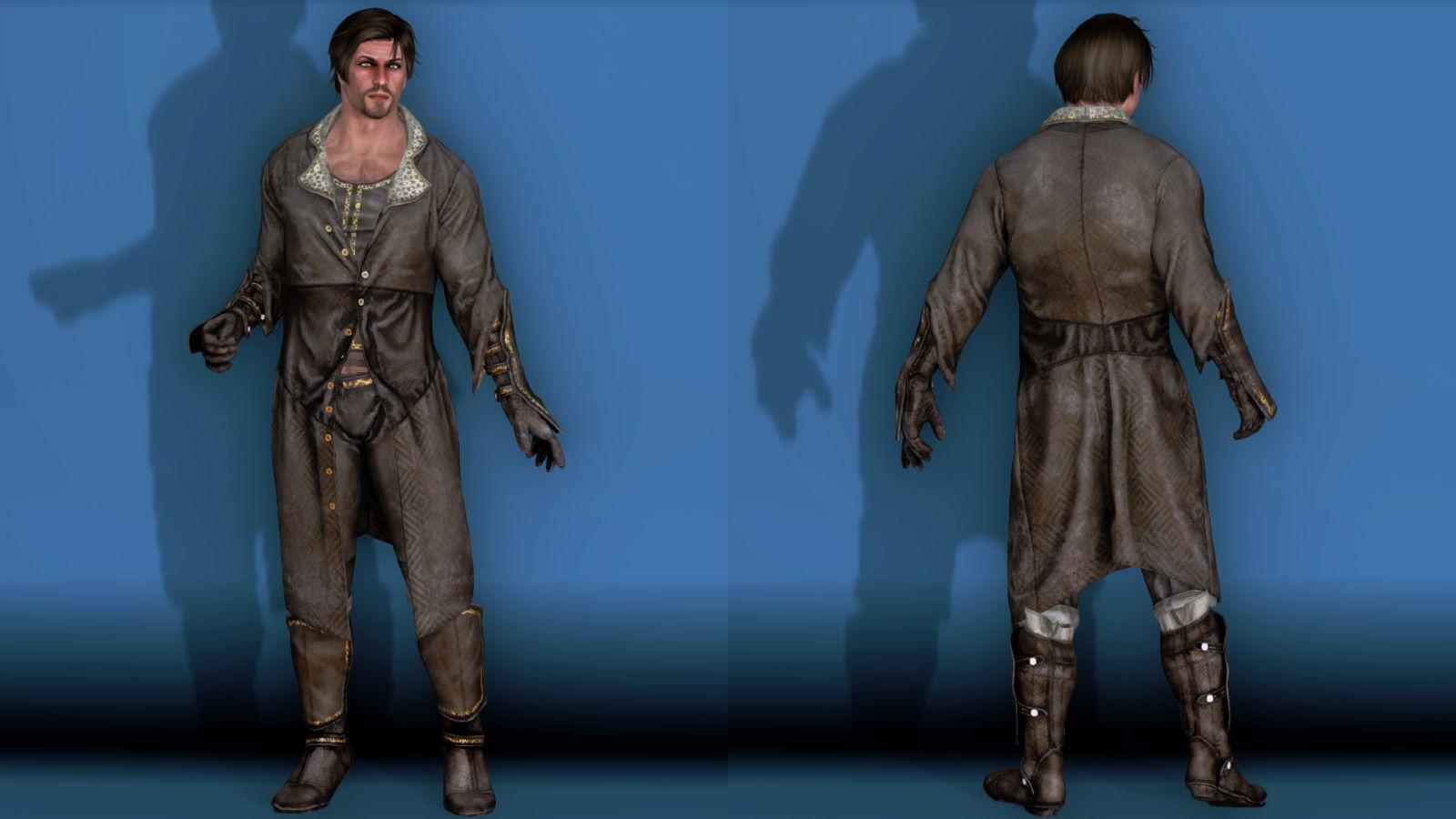 RuggedRogueSSE 721-1 Pose Fu-Ba-M Overcoat W 2