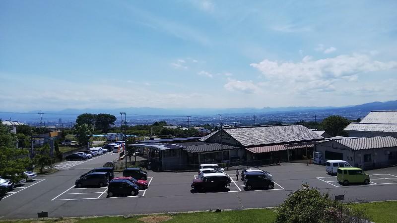 道の駅ふじみふれあい公園景色202006