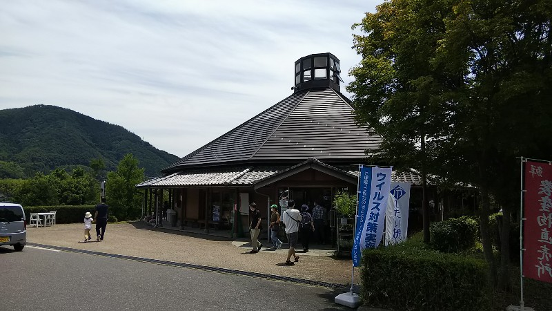 道の駅月夜野矢瀬親水公園202006