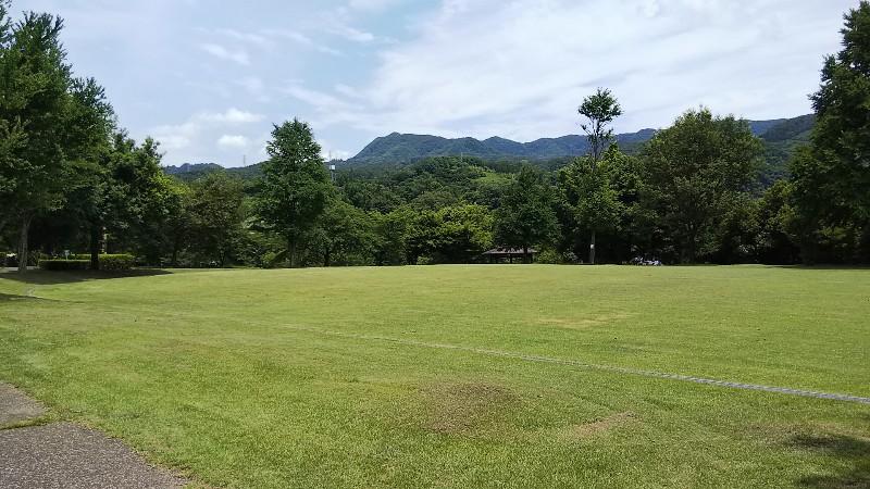 道の駅月夜野矢瀬親水公園広場202006