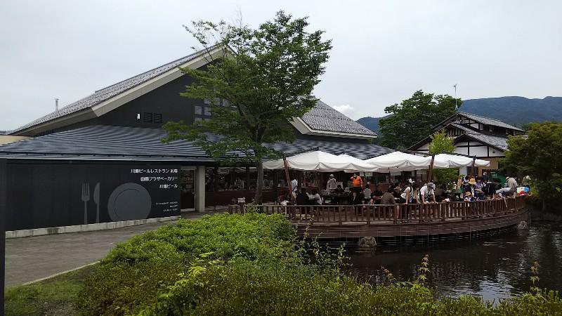 道の駅川場田園プラザレストラン202006