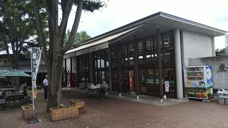 道の駅白沢農産物直売所202006
