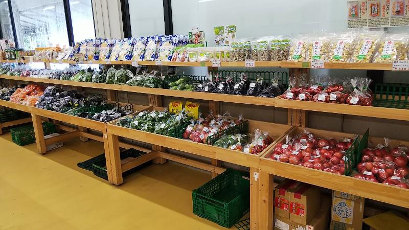 道の駅おかべ新鮮野菜202007