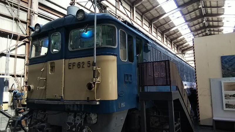 碓氷峠鉄道文化むらEF62202010