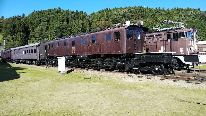 碓氷峠鉄道文化むらEF532EF631202010