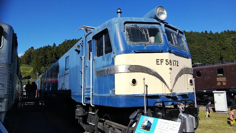 碓氷峠鉄道文化むらEF-58172202010