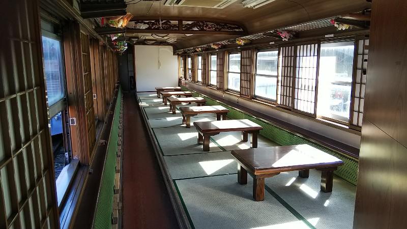 碓氷峠鉄道文化むらお座敷列車202010