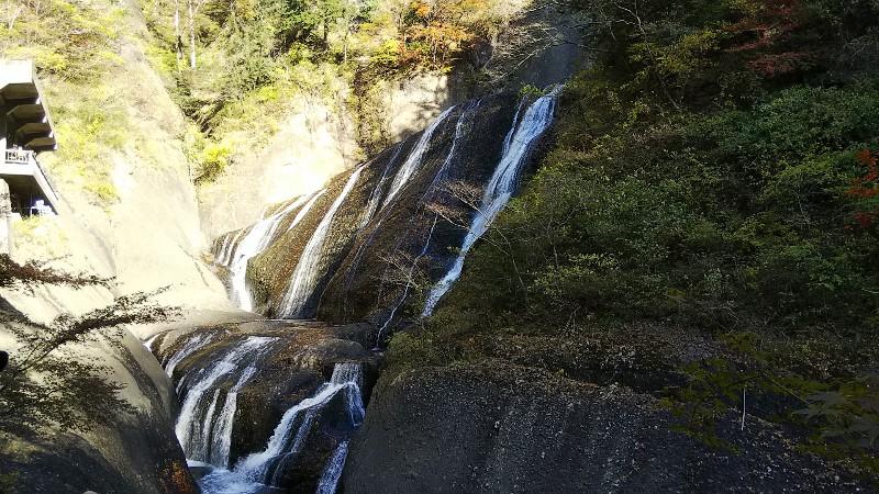 袋田の滝202011