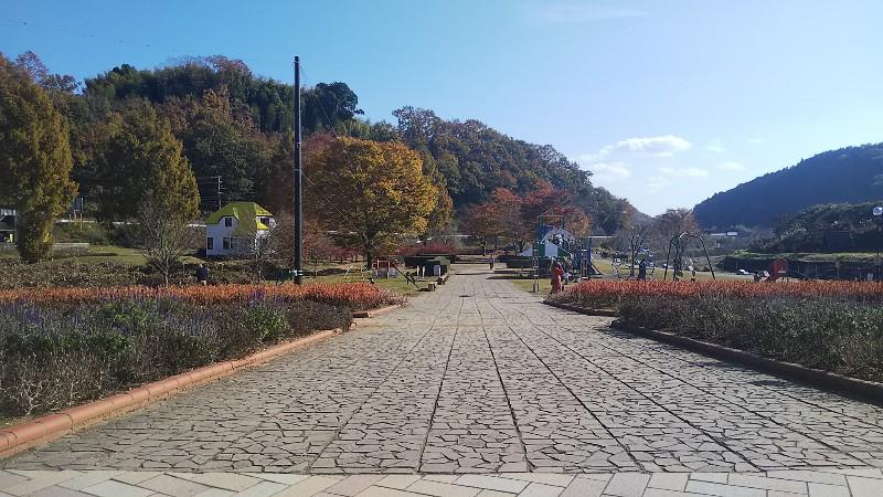 道の駅もてぎ十石河川公園202011