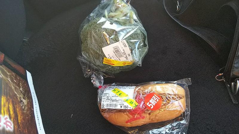 ブロッコリー焼きそばパン202101