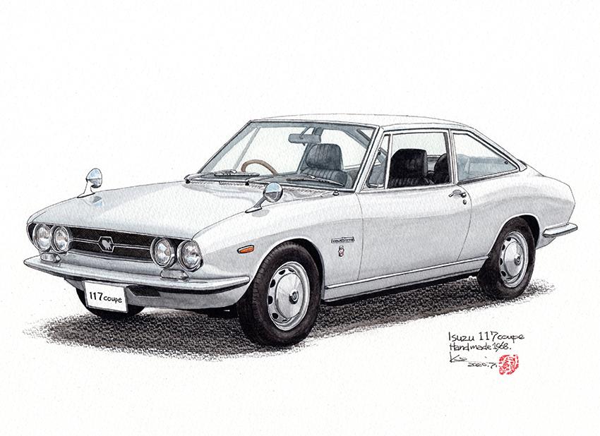 Isuzu_117_Coupe_handmade.jpg