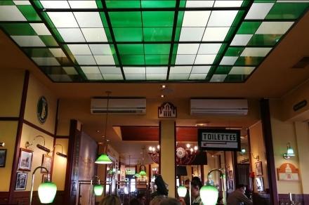 ベルギー料理店
