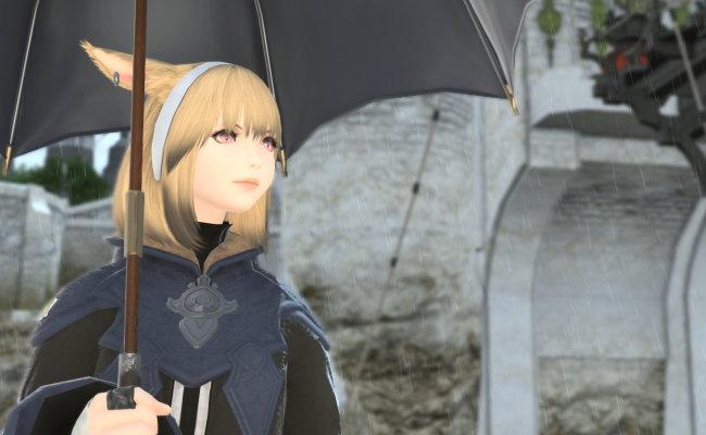 雨降りSS