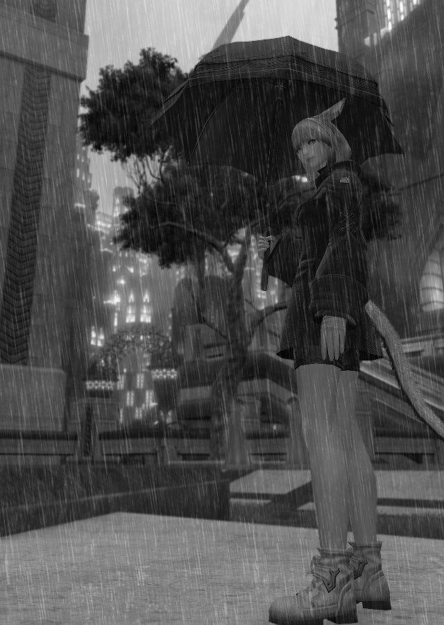 雨降りSS11