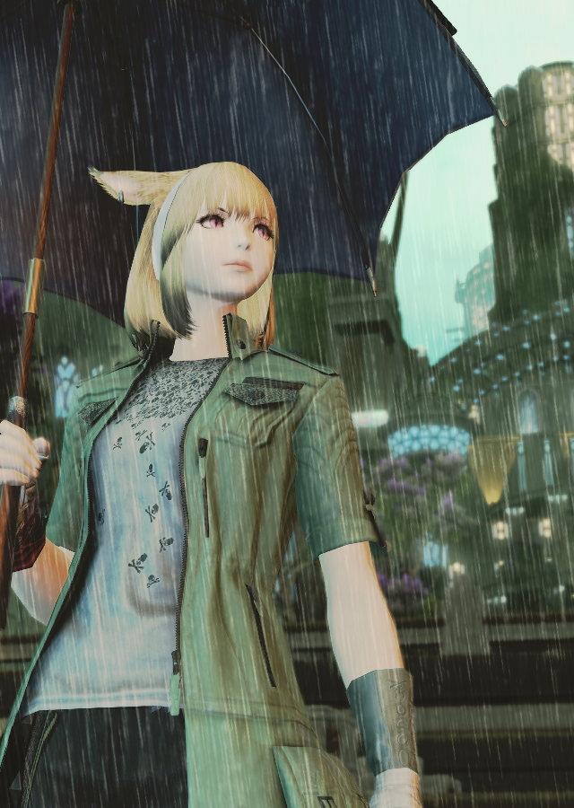 雨降りSS123