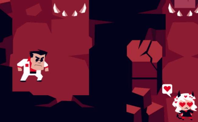 赤黒モノトーン1