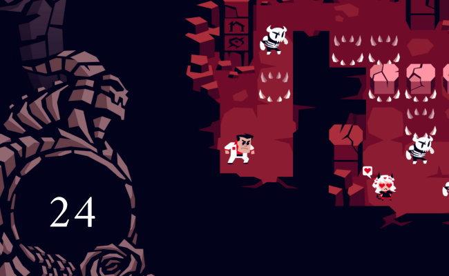 赤黒モノトーン2