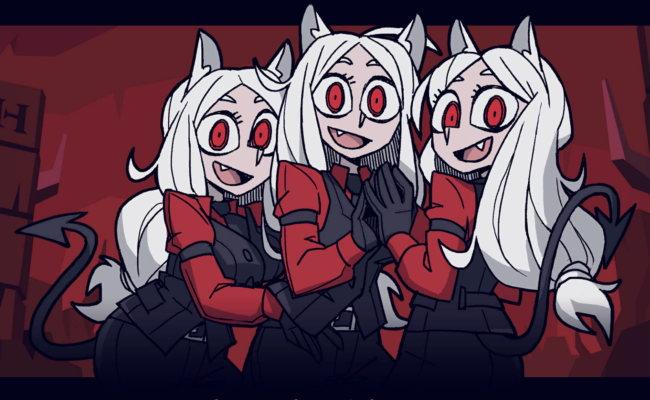 赤黒モノトーン4