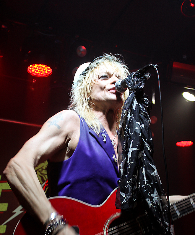 Michael Monroe マイケル・モンロー On The Rocks Helsinki