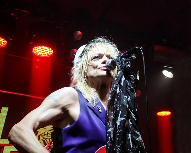 Michael Monroe On The Rocks 2020 Acoustic