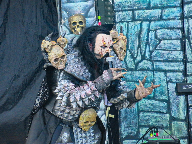 Lordi Rock Fest 2019Lordi Rock Fest 2019 Mr. Lordi
