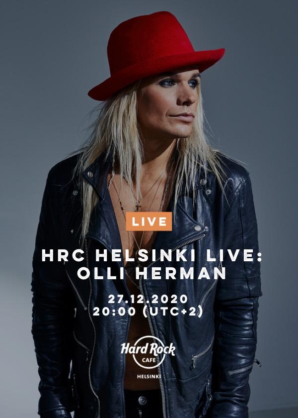 Reckless Love Olli Herman HRC Helsinki