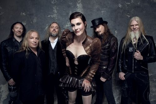 Nightwish promo Tim Tronckoe