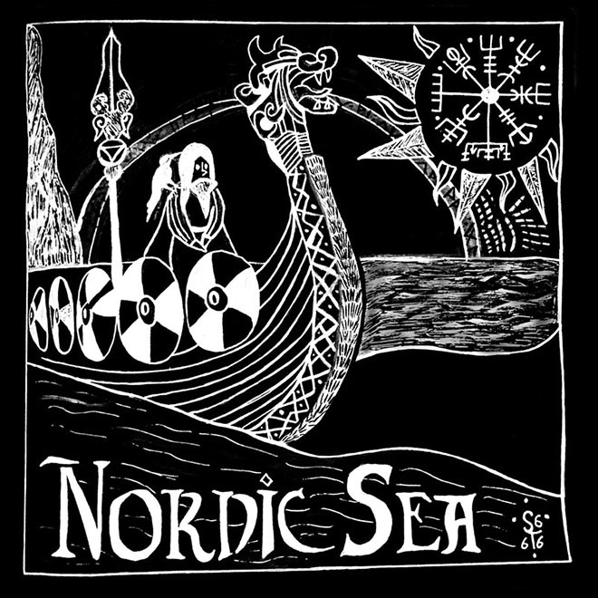 Matthew Janaitis Nordic Sea cover