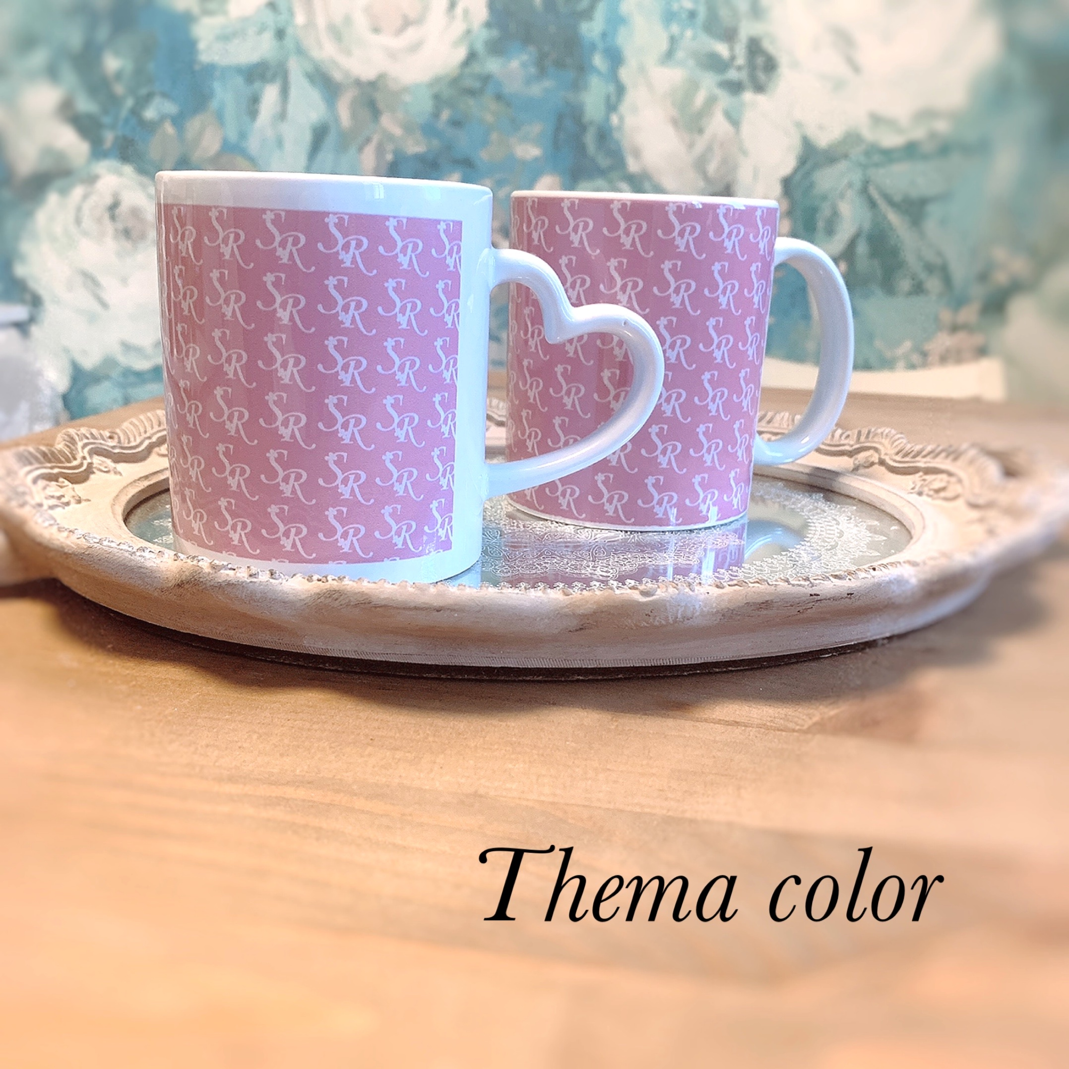 SweetRoomオリジナルマグカップ×ラッキーカラーを選んでね